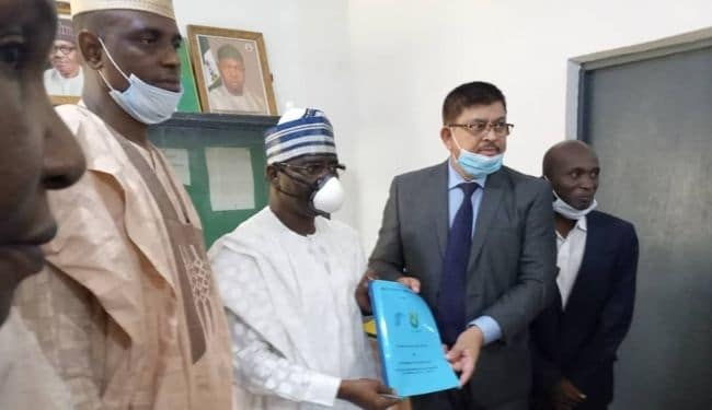 Katsina Government Signed MOU to Reactivate NEEMPRO Fertilizer Company