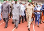 Sport Minister Hails Edo Governor For Rehabilitation of Ogbemudia Stadium