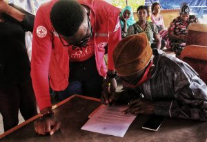 Nigerian Red Cross Donates Unconditional Cash to Covid19 Vulnerable